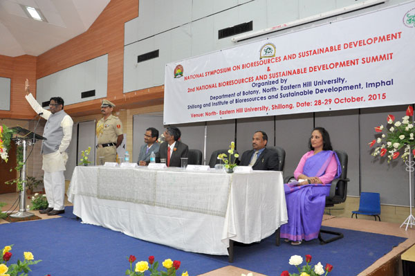 Hon'ble Governor attended the MLCU 8th Convocation on 27th August 2015.