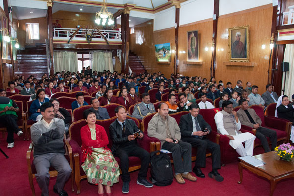 Children's Day Celebration at Raj Bhavan, Shillong