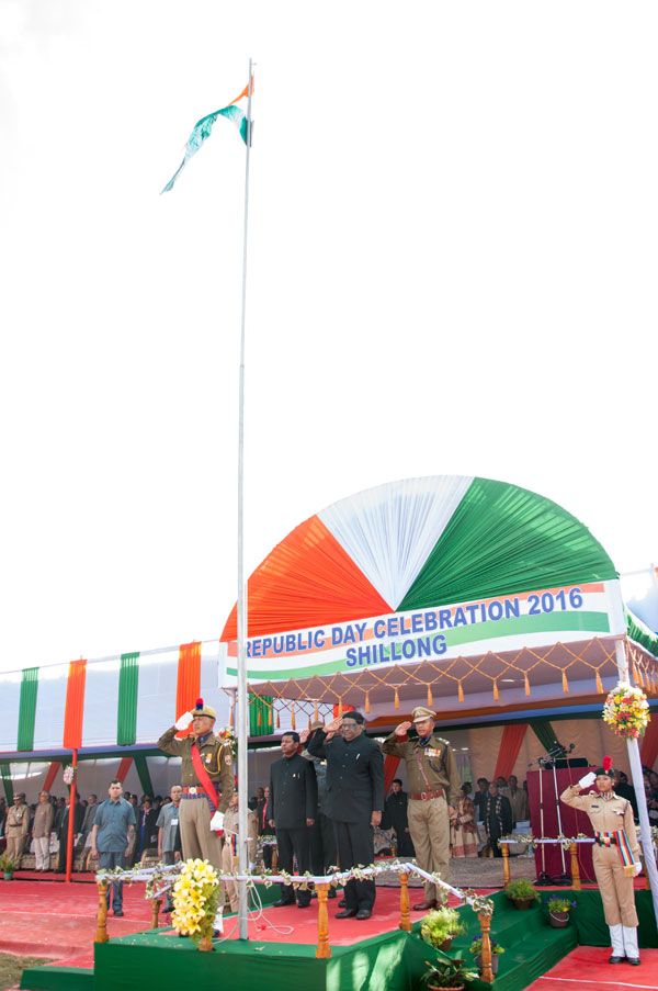 Republic Day Celebration on 26th January 2016