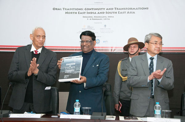 Seminar on Oral Traditions: Continuity and Transformations- North East India and South East Asia